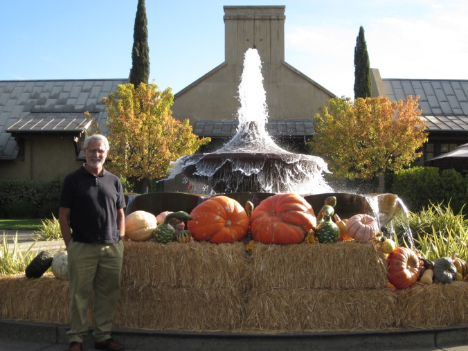 Franciscan Estate Winery, Napa Valley California 2012