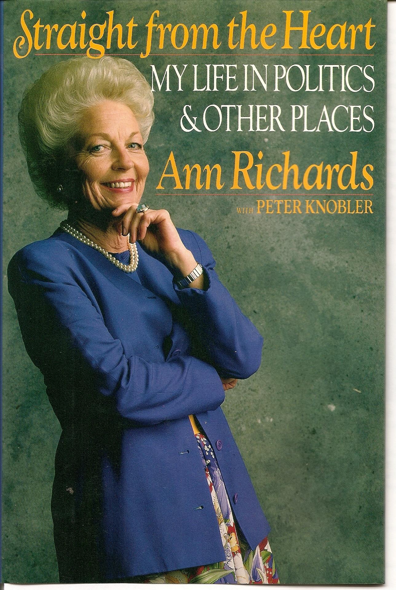 ann richards death