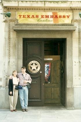 Texas Embassy Cantina