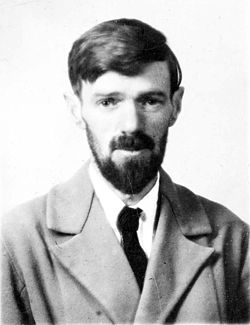 D. H. Lawrence (from Wikipedia)