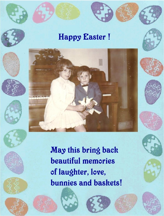 Easter 1969 #4