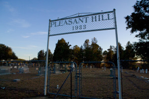 All photos of Pleasant Hill by Jo Nell Huff.