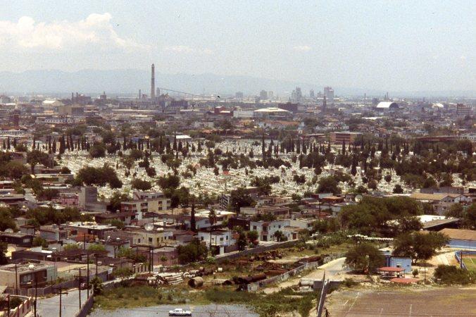 1991 06 Monterrey Mexico 022