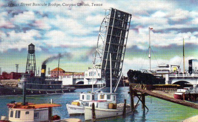 Bascule bridge 2051